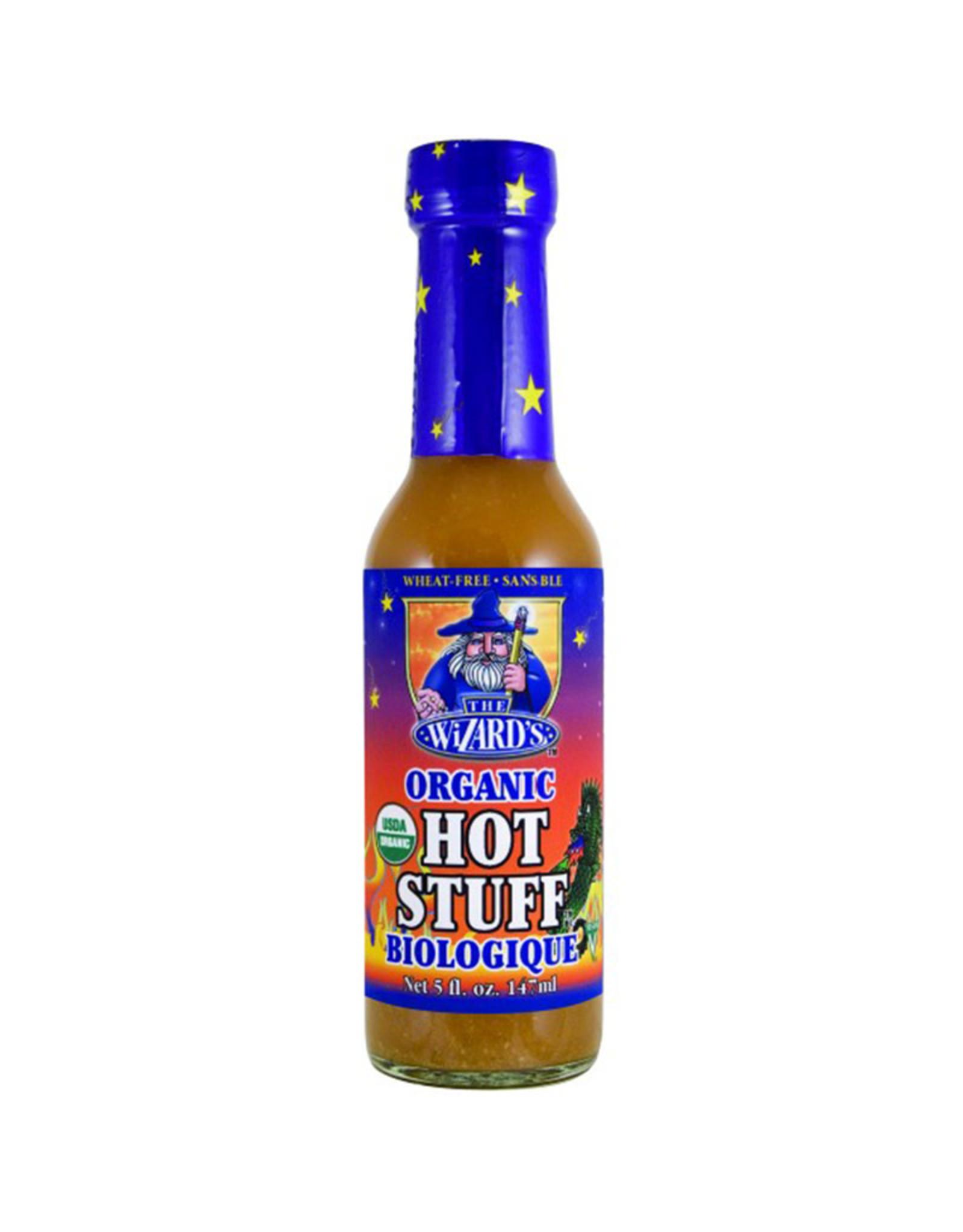 The Wizards Sauce The Wizards Sauces - Hot Stuff, Original (148ml)