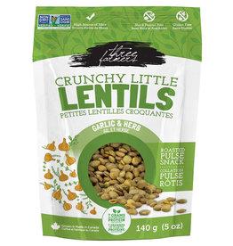 Three Farmers Three Farmers - Crunchy Lentils, Garlic & Herb (140g)