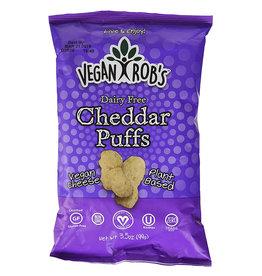 Vegan Rob's Vegan Robs - Puffs, Dairy Free Cheddar (99g)