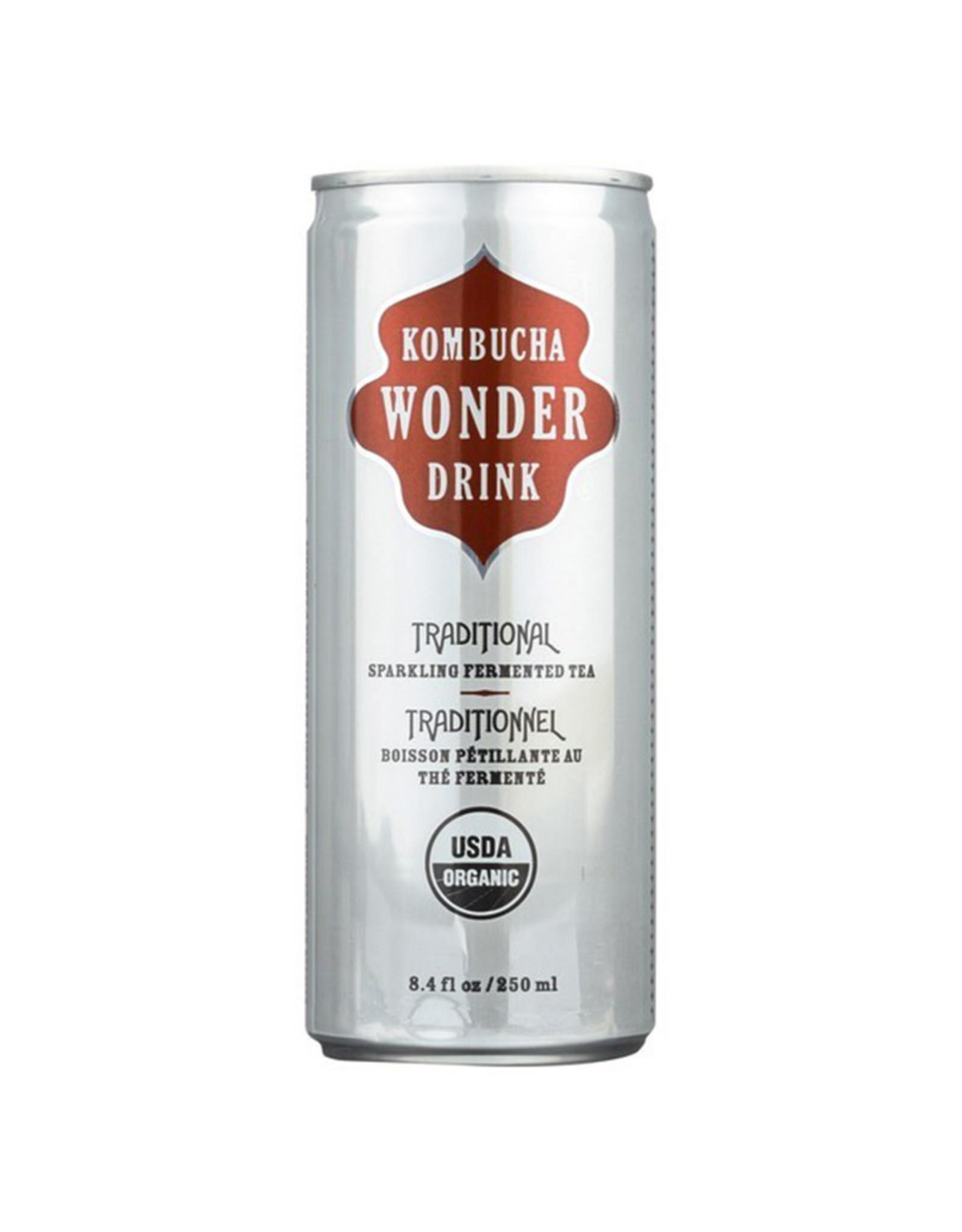 Wonder Drink Wonder Drink - Traditional Kombucha (250ml)