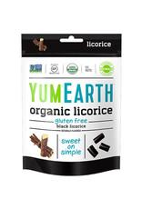 Yum Earth Yum Earth - Licorice, Black (142g)