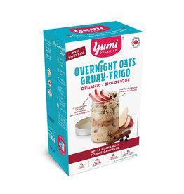 Yumi Organics Yumi Organics - Overnight Oats, Apple Cinnamon