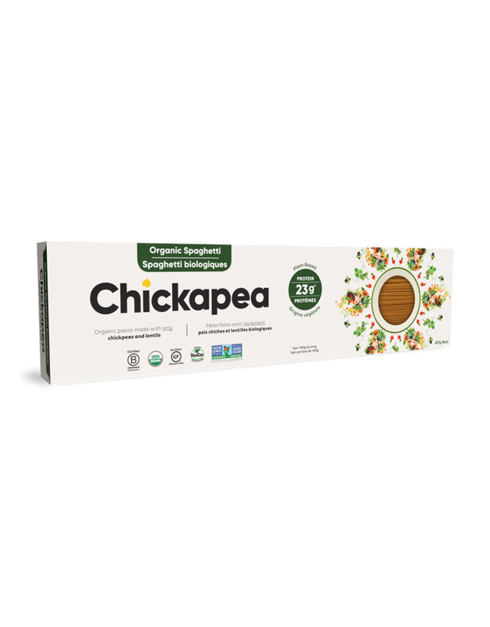 Chickapea Pasta Chickapea - Chickpea Lentil Pasta, Spaghetti (227g)