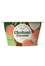 Chobanie Chobani - Coconut Yogurt, Peach (150g)