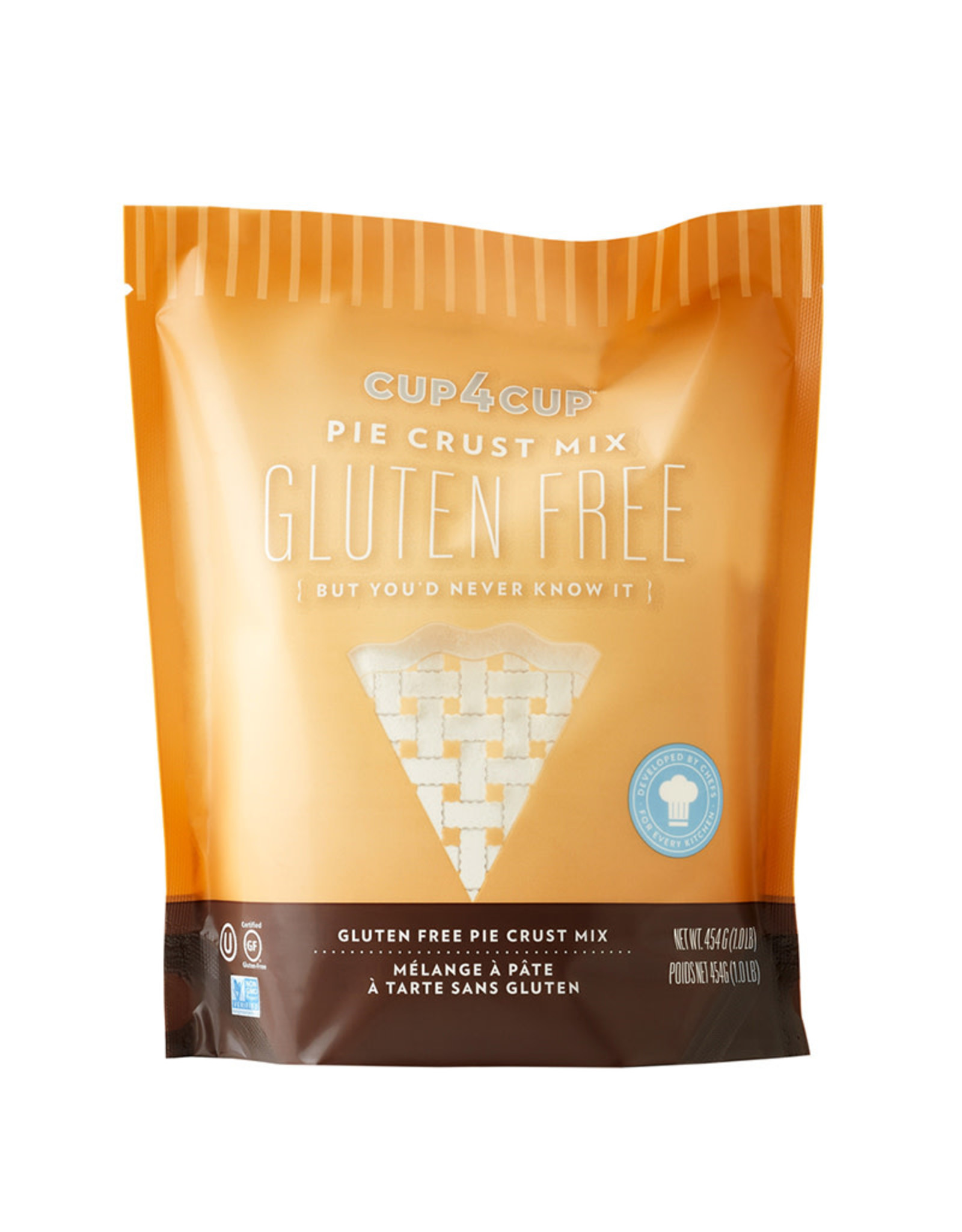 Cup4Cup Cup4Cup - Gluten Free Pie Crust Mix (907g)