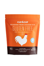 Cup4Cup Cup4Cup - Gluten Free Seasoned Fried Chicken Mix (375g)
