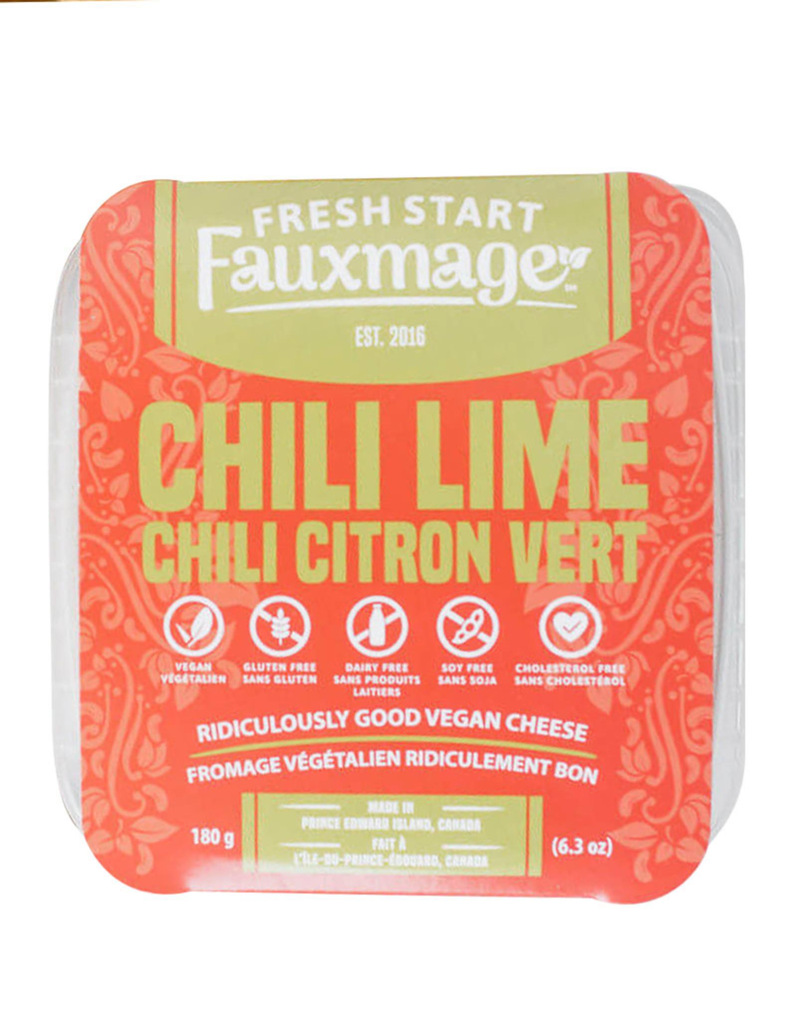 Fresh Start Fauxmage Fresh Start Fauxmage - Chili Lime (180g)