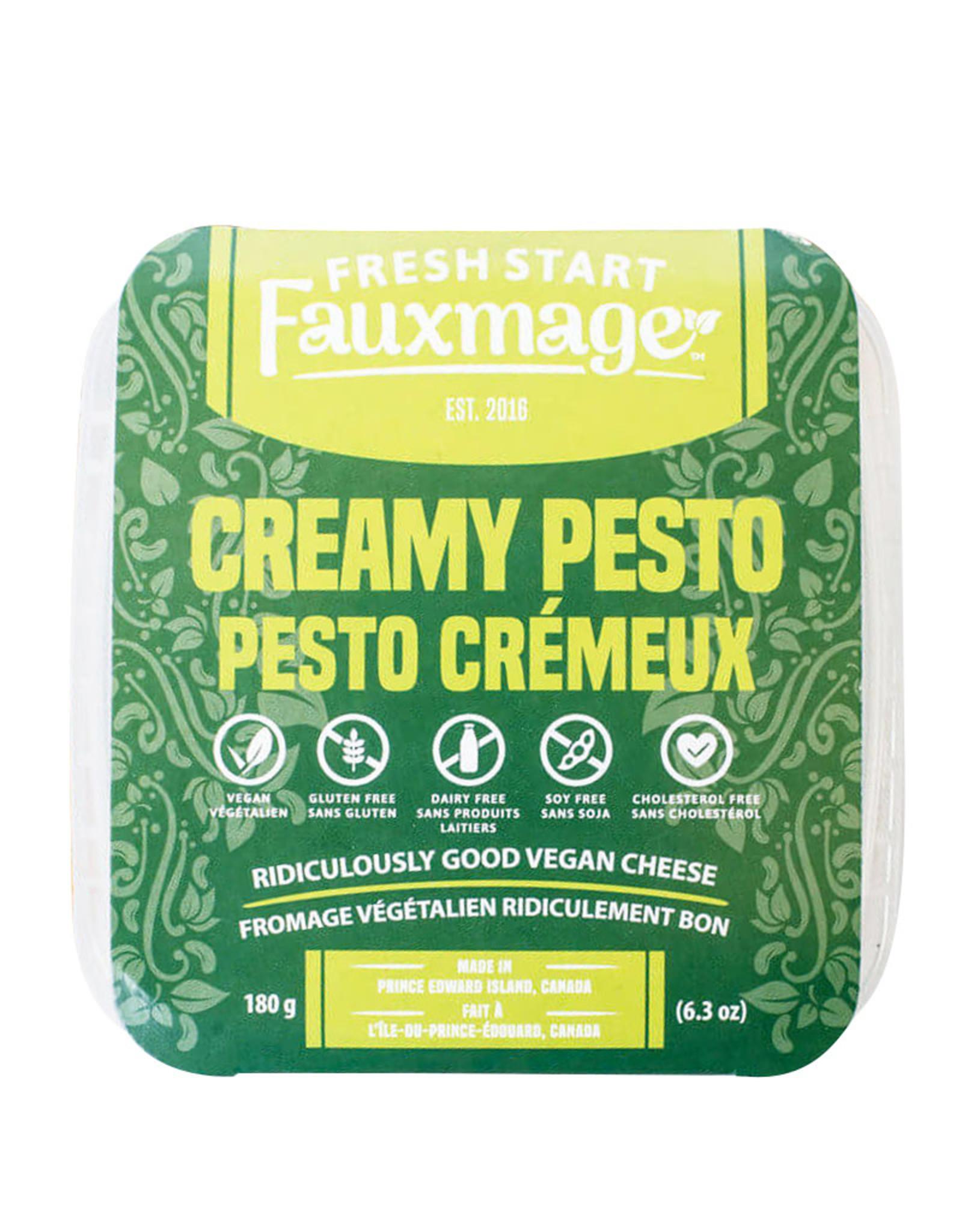 Fresh Start Fauxmage Fresh Start Fauxmage - Creamy Pesto (180g)