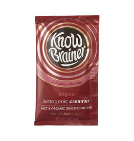 KnowBrainer KnowBrainer - Ketogenic Creamer, Original (30g)