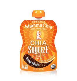 Mamma Chia Mamma Chia - Chia Squeeze, Mango Coconut (99g)