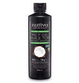 Nutiva Nutiva - MCT Coconut Oil (473ml)