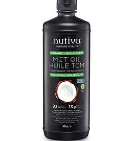 Nutiva Nutiva - MCT Coconut Oil (946ml)