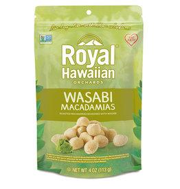 Royal Hawaiian Orchards Royal Hawaiian Orchards - Macadamia Nuts, Wasabi (142g)