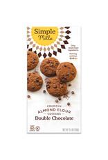 Simple Mills Simple Mills - Crunchy Cookies, Double Chocolate (156g)