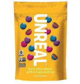 Unreal Unreal - Gems, Dark Chocolate Crispy Quinoa (142g)