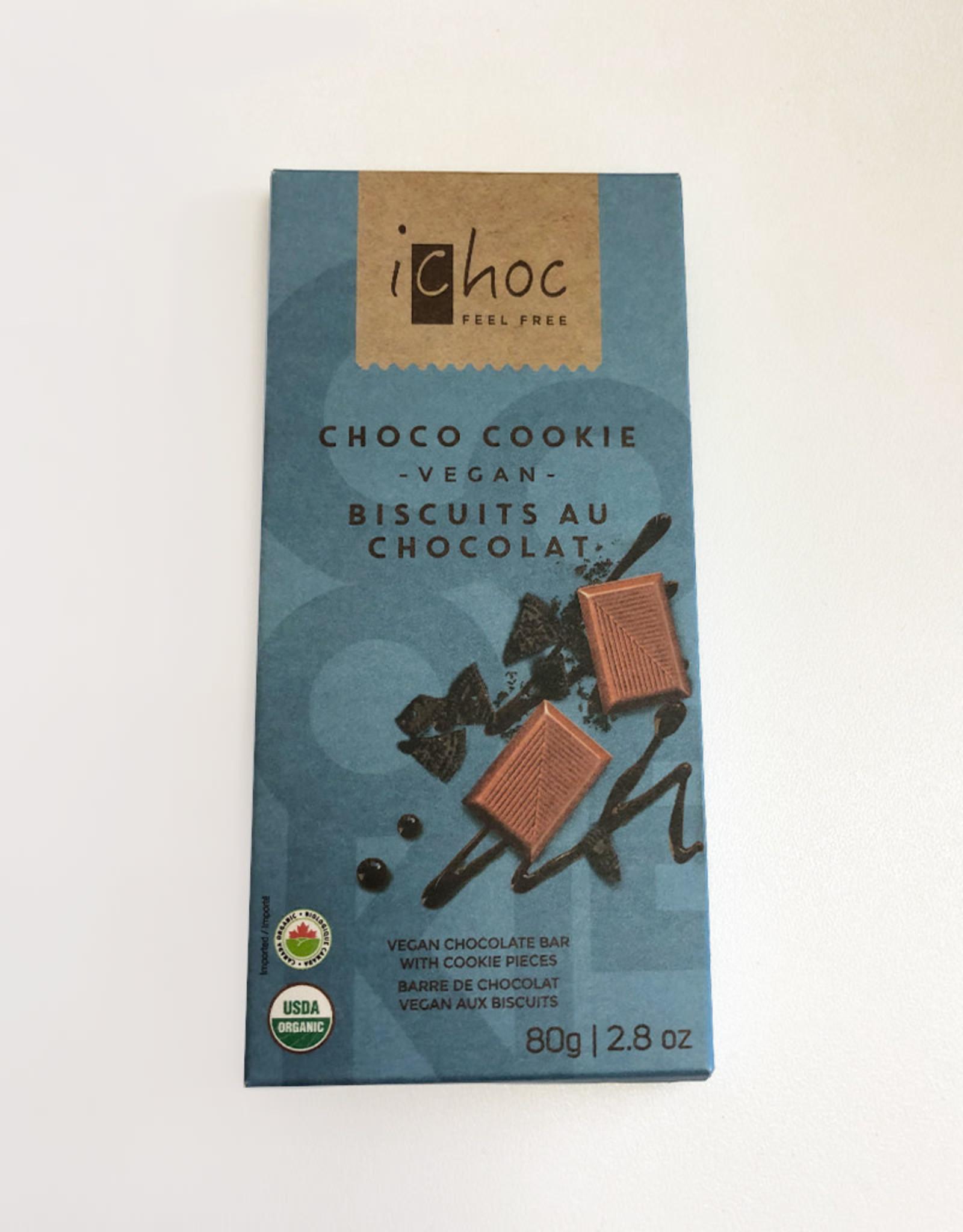 IChoc iChoc - Organic Choco Cookie