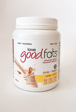 Love Good Fats Love Good Fats - Shake, Vanilla (400g)