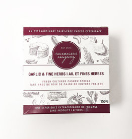 Fauxmagerie Zengarry Fauxmagerie Zengarry - Cheese, Garlic & Fine Herbs (150g)