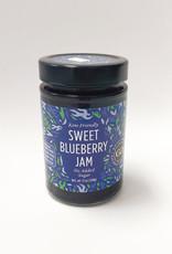 Good Good Sweet Jam with Sevia Good Good - Sweet Jam with Stevia, Blueberry (330g)