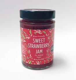 Good Good Sweet Jam with Sevia Good Good - Sweet Jam with Stevia, Strawberry (300g)