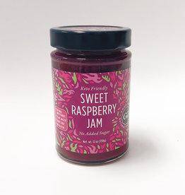 Good Good Sweet Jam with Sevia Good Good - Sweet Jam with Stevia, Raspberry (330g)