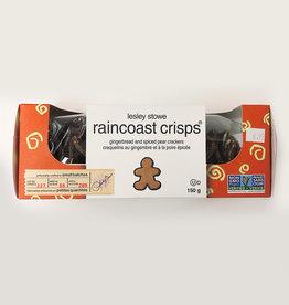 Lesley Stowe Lesley Stowe - Raincoast Crisps, Gingerbread & Spiced Pear (150g)