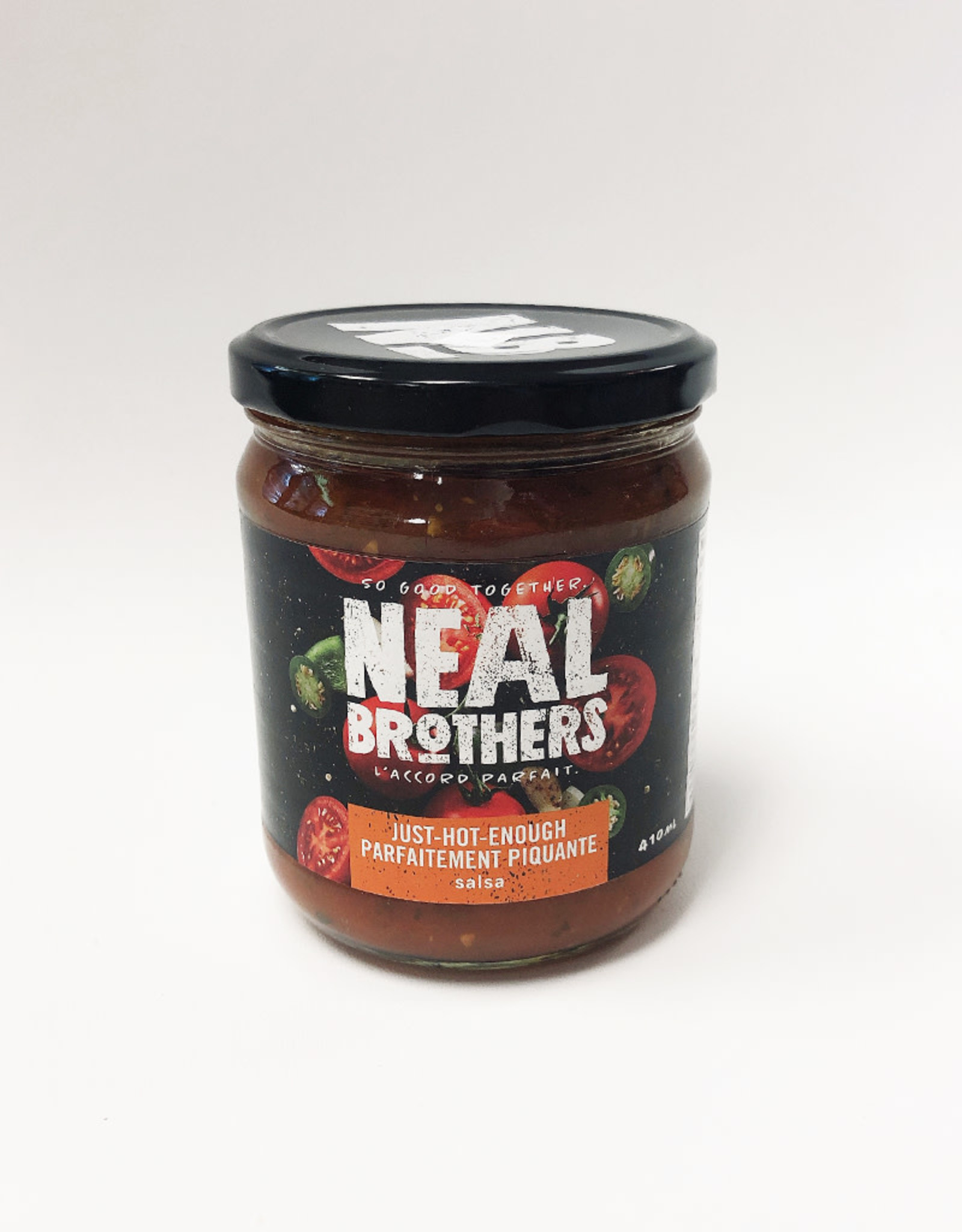 Neal Brothers Neal Brothers - Natural Salsa, Just Hot Enough