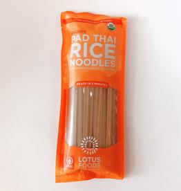 Lotus Foods Lotus Foods - Pad Thai Rice Noodles, Whole Grain Brown