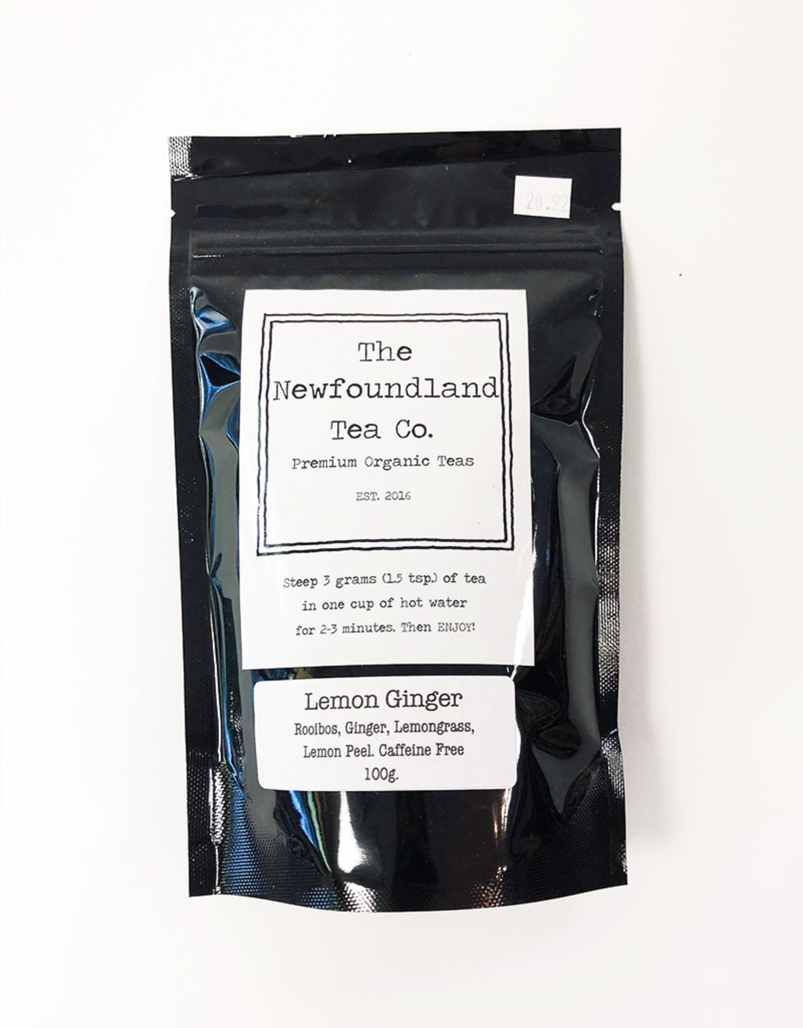 Newfoundland Tea Co. Newfoundland Tea Co. - Lemon Ginger