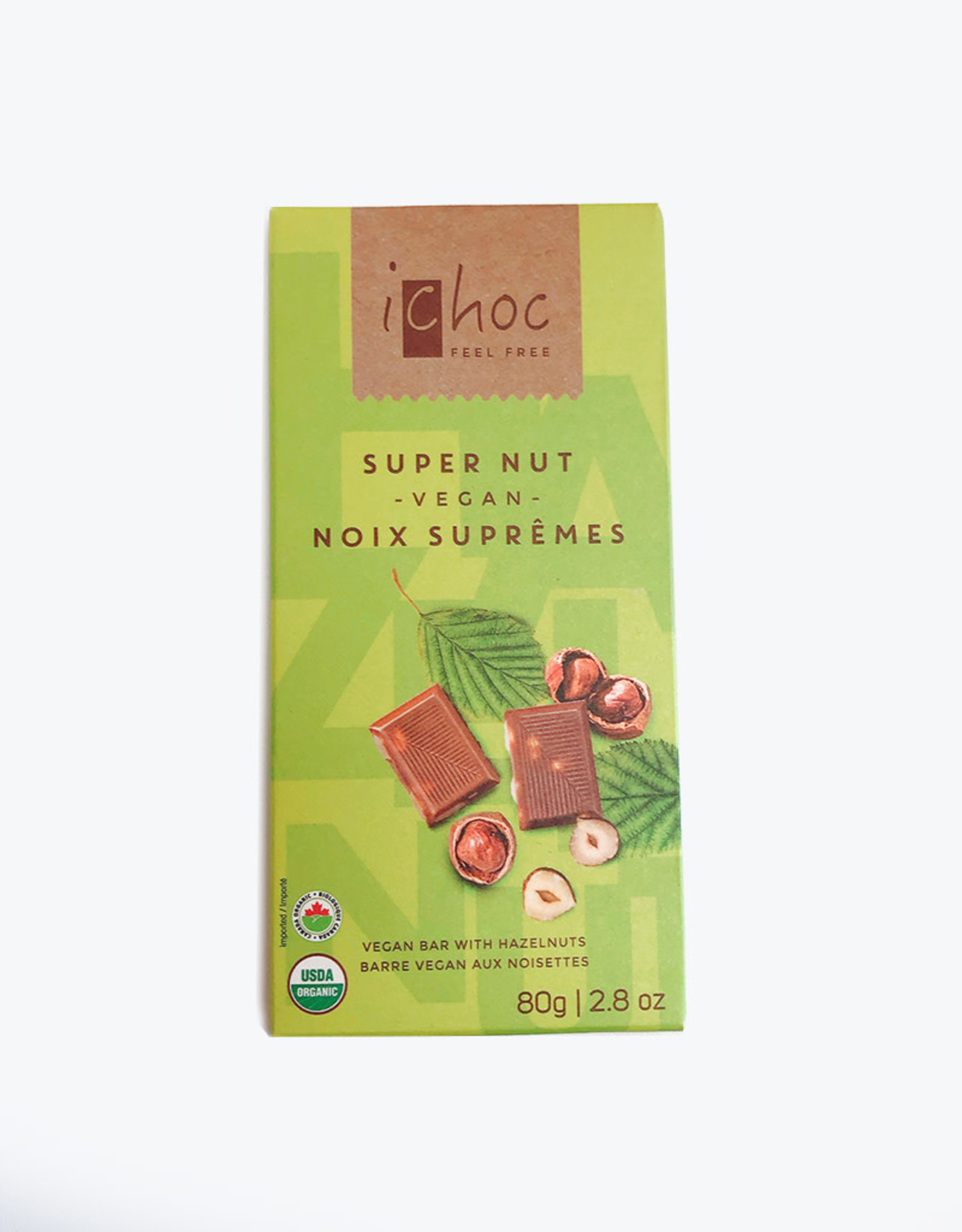 IChoc iChoc - Organic Super Nut