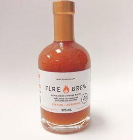 Fire Brew Fire Brew - Apple Cider Vinegar, Citrus (375ml)