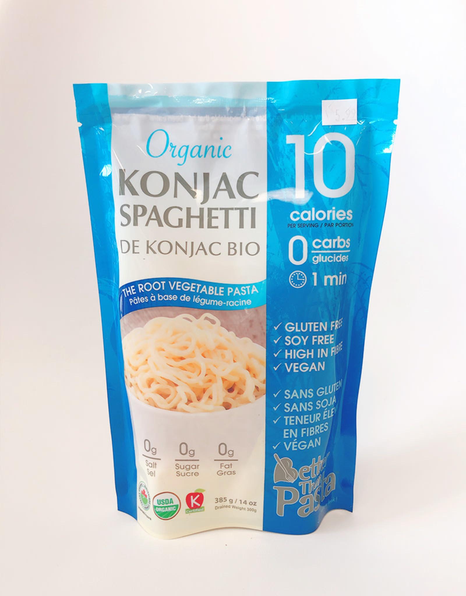 Konjac Foods Konjac Foods - Better Than Pasta, Spaghetti (385g)