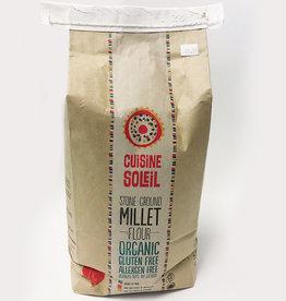 Cuisine Soleil Cuisine Soleil - GF Organic Millet Flour (2kg)