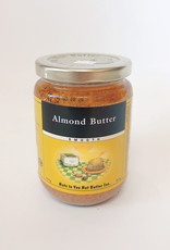 Nuts To You NTY - Natural Almond Butter, Smooth (365g)