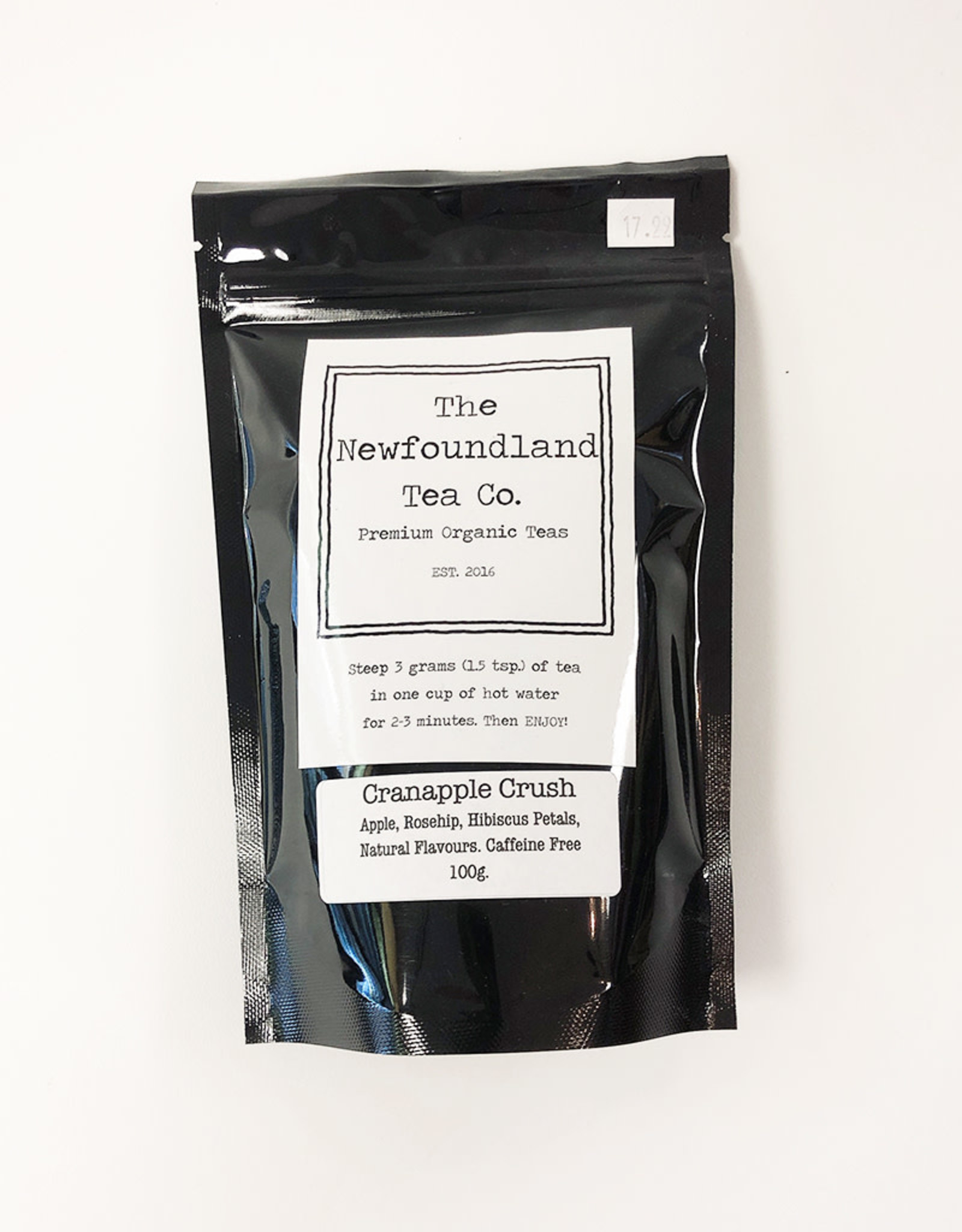 Newfoundland Tea Co. Newfoundland Tea Co. - Cranapple Crush