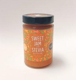 Good Good Sweet Jam with Sevia Good Good - Sweet Jam with Stevia, Apricot (330g)