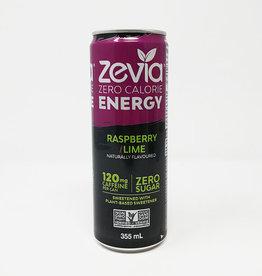 Zevia Zevia - Energy Drink, Raspberry Lime(355ml)