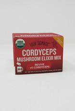 Four Sigmatic Four Sigmatic - Mushroom Elixir, Instant Cordyceps (Box of 20)