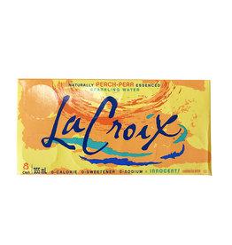 La Croix La Croix - Sparkling Water, Peach Pear (8 Pack)