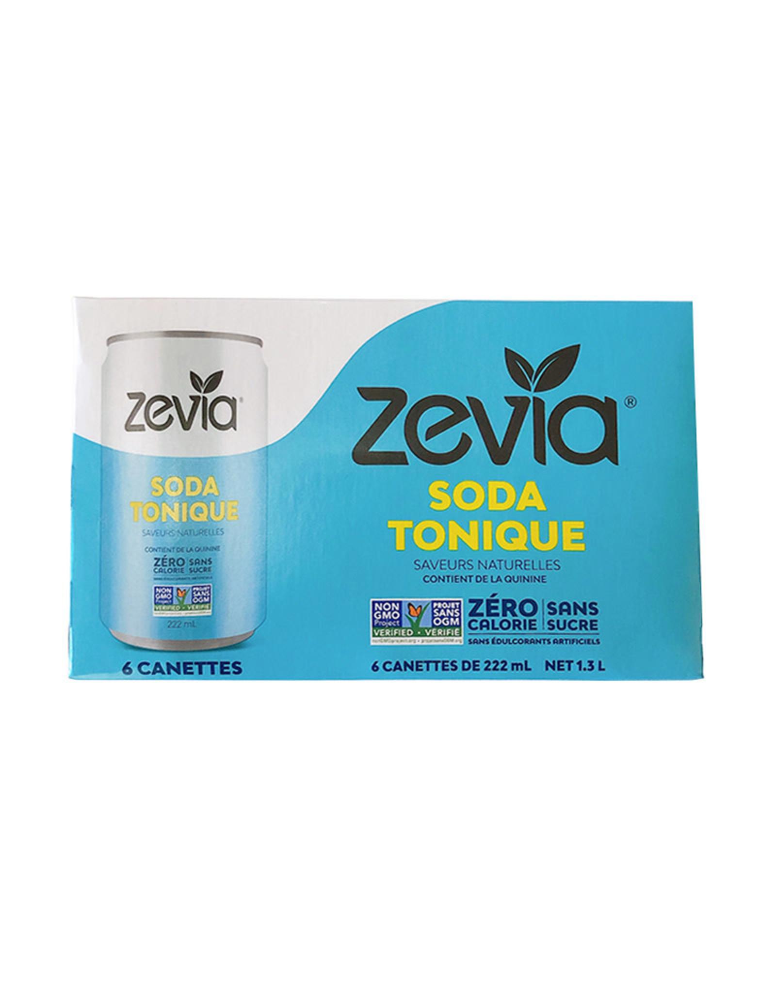 Zevia Zevia - Mixer, Tonic Water (6pk)