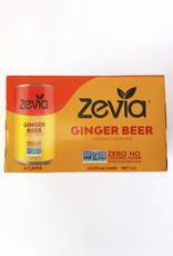 Zevia Zevia - Mixer, Ginger Beer (6pk)