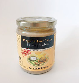Nuts To You NTY - Organic Sesame Tahini (250g)