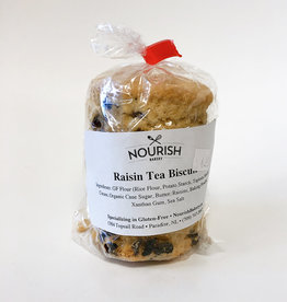 Nourish Bakery Nourish Bakery - Tea Buns, Raisin