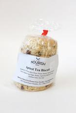 Nourish Bakery Nourish Bakery - Tea Buns, Apricot