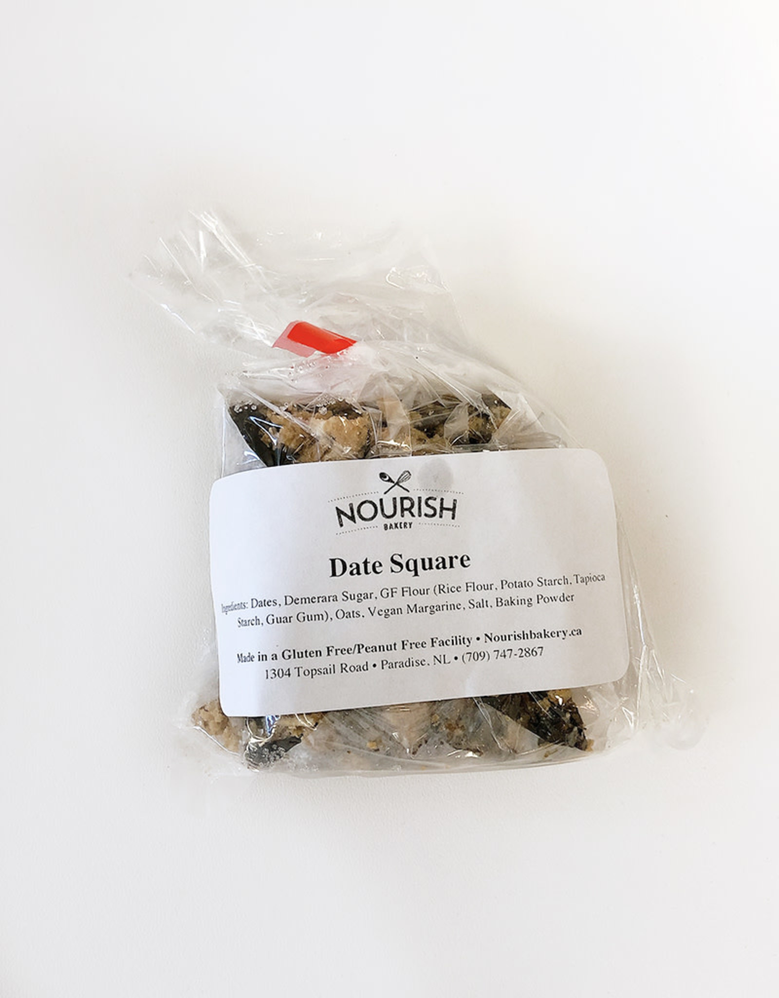 Nourish Bakery Nourish Bakery - Date Squares