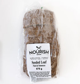 Nourish Bakery Nourish Bakery - Bread, Seeded