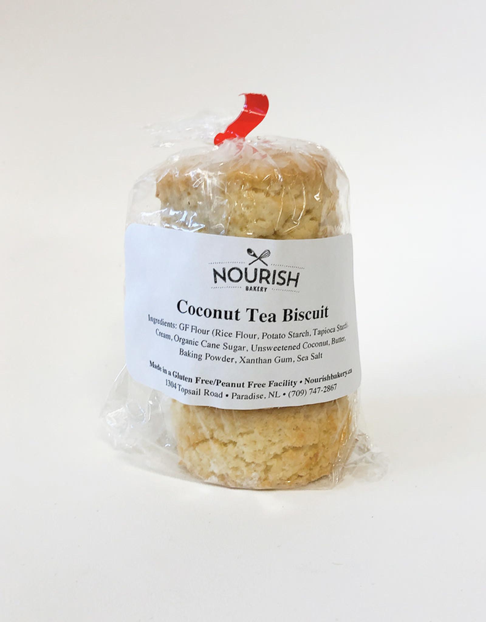 Nourish Bakery Nourish Bakery - Tea Buns, Coconut