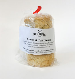 Nourish Bakery Nourish Bakery - Tea Buns, Coconut