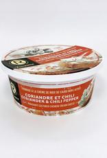 Rawesome Rawesome - Cashew Cream Cheese, Coriander & Chili Pepper (227g)