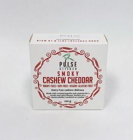 Pulse Kitchen Pulse Kitchen - Vegan Cheese, Smoky Cashew Cheddar (100g)